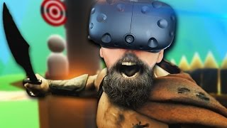 TARGET PRACTICE | Modbox (HTC Vive Virtual Reality)