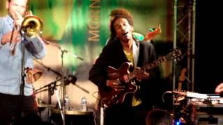 FAYA DUB Live  New Morning ( Paris ) 13 02 2014 *** RASTAALAIN ***