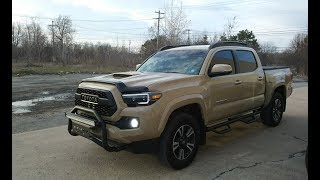 2018 Toyota Tacoma TRD Sport: Review (And Things You Didn