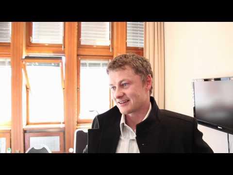 Intervju med Ole Gunnar Solskjær