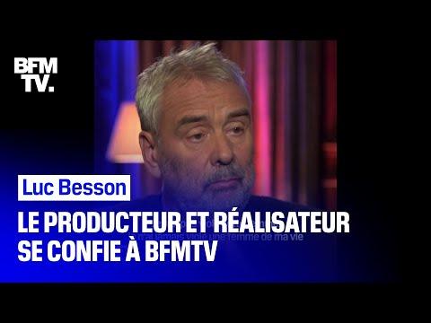 Luc Besson sort du silence pour la première fois depuis les accusations de viol à son égard