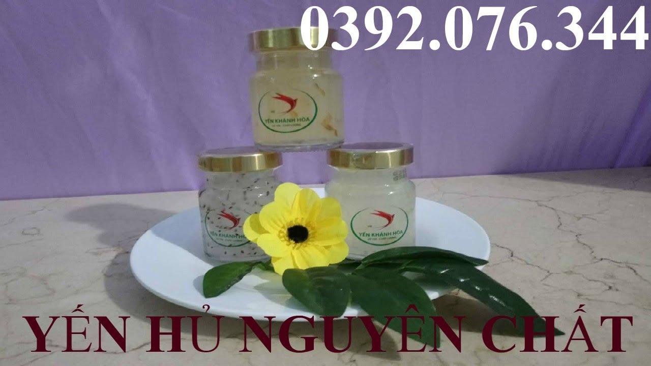 Mua bán yến hủ Khánh Hòa tại quận 2 [0392.076.344]