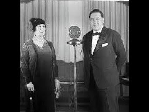 John McCormack/Lucrezia Bori, New Years Eve Radio Broadcast 1926