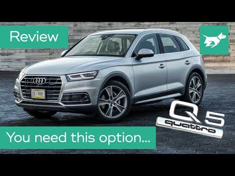 Audi Q5 2020 Review