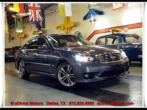 2009 Infiniti M35 Sport Edirect Motors Youtube