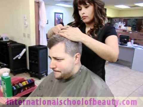 Basic Razor Haircut Procedure