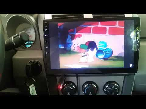 10.1' Android Double Din Car Stereo