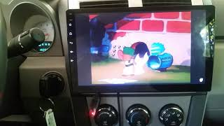Android double din car audio