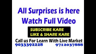 All Surprises is here | Watch Full Video