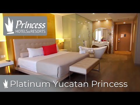 Luxury Rooms | Hotel Riviera Maya | Platinum Yucatán