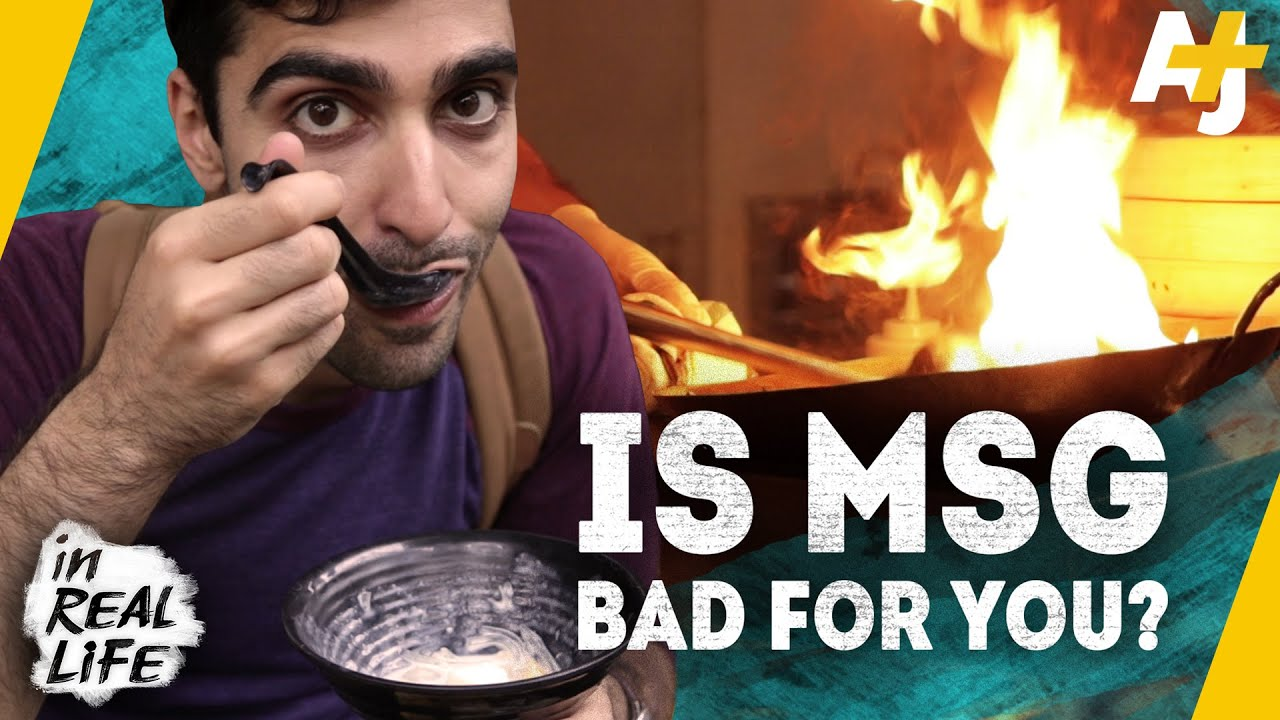 Download Why Do People Freak Out About MSG in Chinese Food? | AJ+