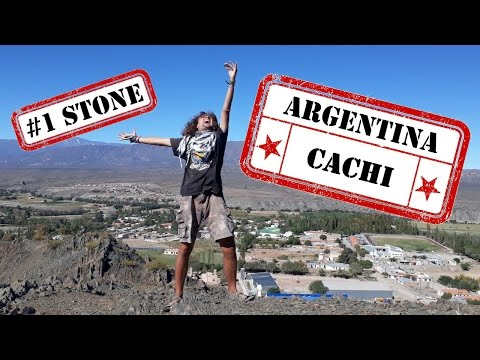 #1 Stone. Cachi, Argentina | Video HD | Stones on Travel |