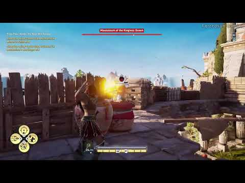 Assassin's Creed Odyssey - The Fate Of Atlantis Episode 1 - Free Their Minds, The Rest Will Follow