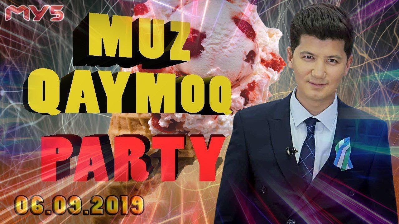 Muzqaymoq party 06-aprel soni (Konsert dasturi)