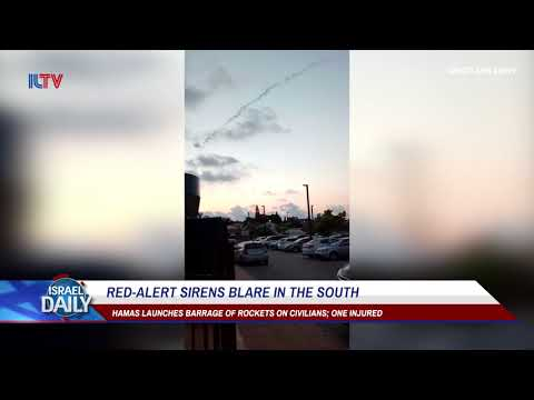 Breaking: RED-ALERT SIRENS BLARE IN THE SOUTH - Aug. 8, 2018