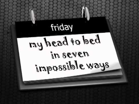 Mr. Big - Seven Impossible Days + Lyrics