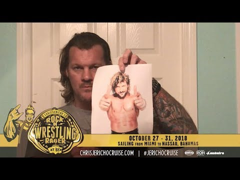 Chris Jericho Announces Kenny Omega for 'Rock n Wrestling' Cruise