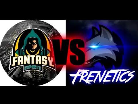Liga Fortnite|2°Jornada ¡Fantasy eSports vs Frenetics!