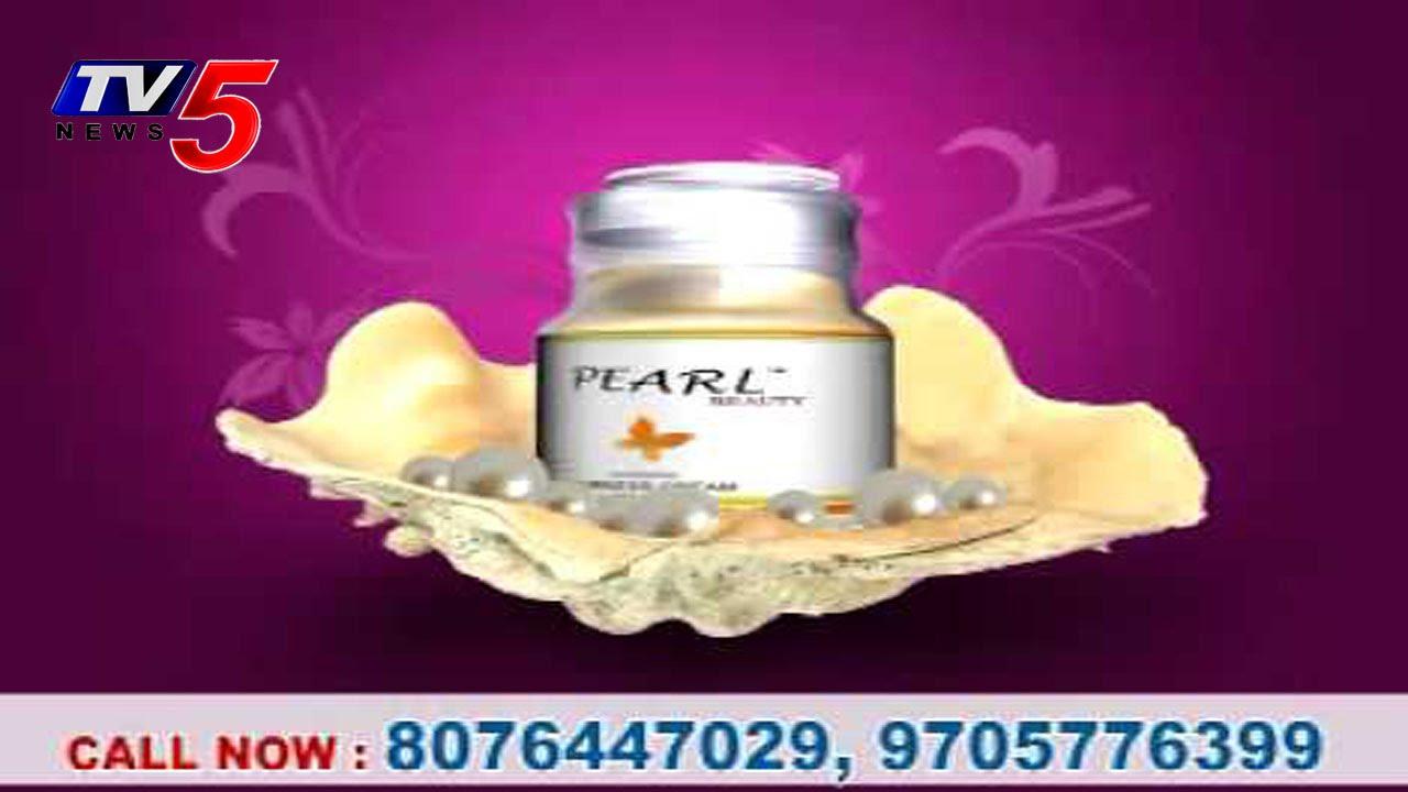 Pearl Fairness Cream | Pigmentation Removal Cream : TV5 News