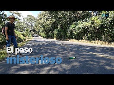 El fenómeno del paso misterioso en San Lucas Tolimán | Prensa Libre