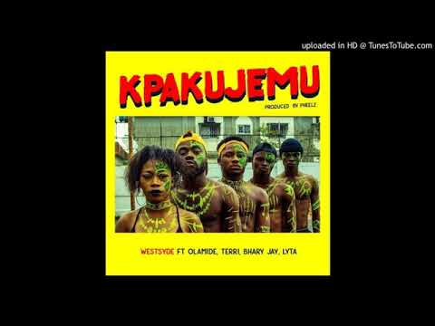 KPAKUJEMU - Westsyde ft Olamide , Lyta , Terri , Barry Jhay #ToluMO