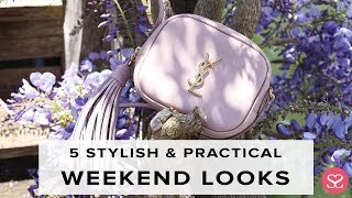 WEEKEND STYLING for BUSINESS WOMEN | How To Style | Sophie Shohet