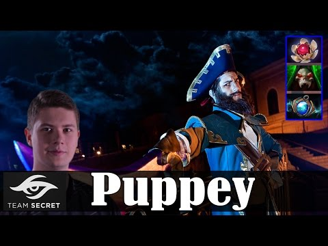 Puppey - Kunkka Roaming | Dota 2 Pro MMR Gameplay #1