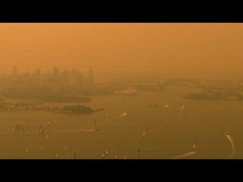شاهد: حريق يلتهم مناطق شاسعة قرب سيدني  - نشر قبل 4 ساعة