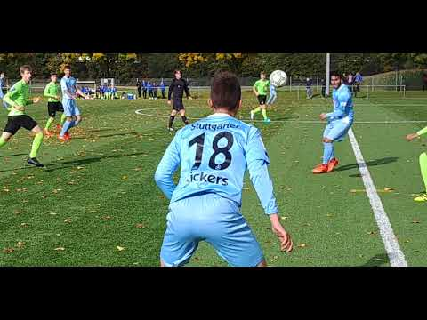 2017 1003 SGV Freiberg vs. Stuttgarter Kickers Pokal 1.HALF