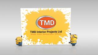 TMD Interior Projects Modern Manufacturing