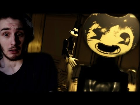 DER DISNEY-WAHNSINNIGE! | Bendy and the Ink Machine - Chapter 2 (Deutsch/German)