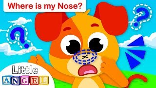 Where is My Puppy Nose  Nursery Rhymes and Kids Songs by Little Angel