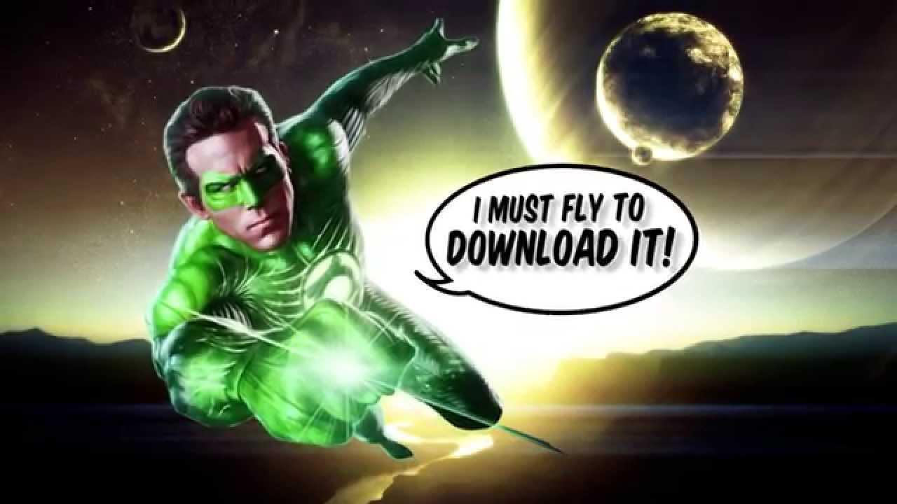 Green Lantern Film Stream Deutsch