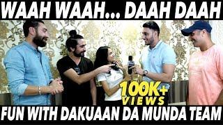 Dakuaan Da Munda   Mintu Gurusaria   Jagjeet Sandhu   Lucky Dhaliwal   Sukhdeep   DAAH Films