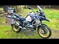 1st R1250GSA HP Free Run!! • A Place She's Gotta Go! | TheSmoaks Vlog_1126