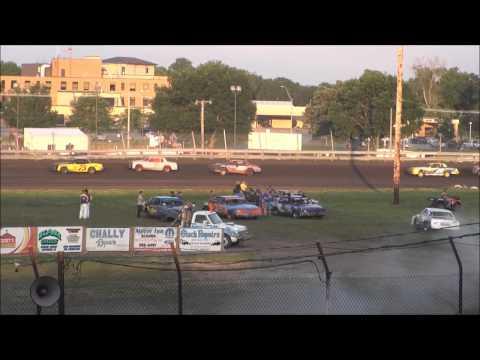 Nielsen Racing Algona 7-5-14