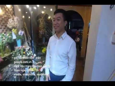Dương Minh Tuyền ăn mừng 20/10 vì trúng lô trên Win2888 Lion ✅