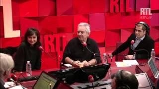 Evelyne Bouix et Pierre Arditi dans A la bonne heure du 20 10 2015 Partie 1 - RTL - RTL