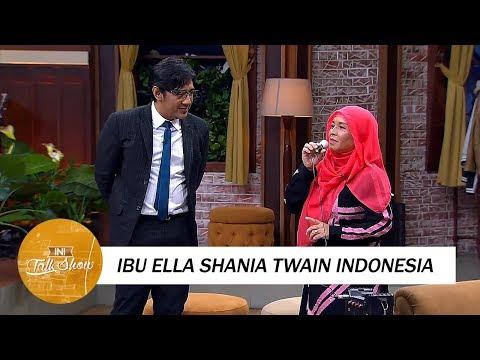 Suara Ibu Ella Dengan Shania Twainnya Bikin Terpana