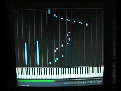 how to play halo on piano