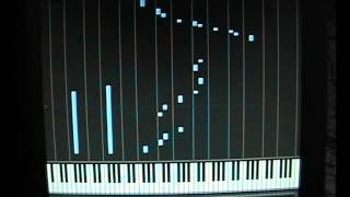 How to play halo 3 one final effort on piano/keyboard synthesia 50%