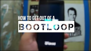 vuclip How To get out of a bootloop Yuphoria [FIX] | Solve Hard Brick in Any Android Smartphones