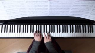 2016年1月2日 録画、 使用楽譜; George Winston PIANO SOLOS、 2016/01...