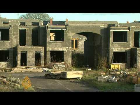 Irish continue to suffer amid economic crisis