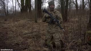 Обзор тактического костюма Гром от БАРС