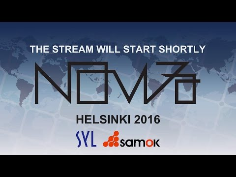 NOM Meeting in Helsinki 4.-5.11.2016 (Part 2/4)