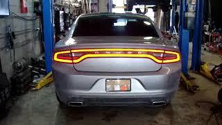 L&G Auto-2016 Dodge Charger Exhaust Magnaflow Muffler