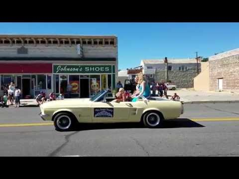 2016 Lassen County Fair Parade on SusanvilleStuff