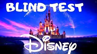 Blind Test Disney!!!