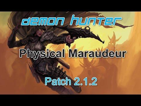 Build Maraudeur   Diablo